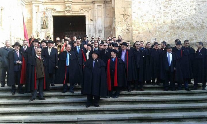 La Fiesta de San Antón de Jadraque vuelve con más hermanos y conservando las tradiciones