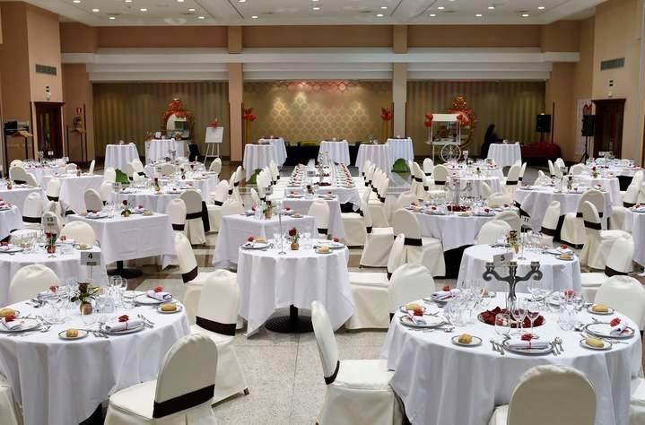 El TRYP de Guadalajara se pone romántico para su 'Gala de San Valentín'