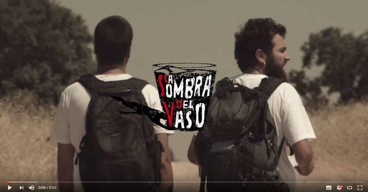 Caspueñas, escenario del último videoclip del grupo La Sombra del Vaso