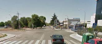 Dos heridos, uno leve y otro grave, a consecuencia del tráfico en Guadalajara