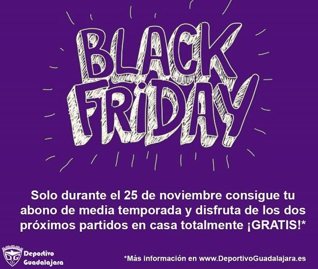 El Deportivo Guadalajara ofrece un abono de media temporada por el Black Friday