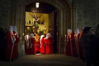 El tradicional concierto de la Banda de Música de Sábado de Pasión dará comienzo a la Semana Santa de la Villa Ducal