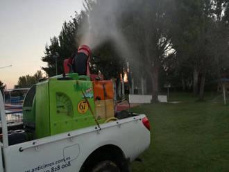 Azuqueca empieza a combatir contra los mosquitos de cara a este verano