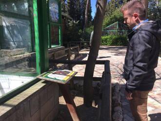 """Ciudadanos Guadalajara reclama un """"esfuerzo mayor"""" al Equipo de Gobierno para mejorar el zoo de la ciudad"""