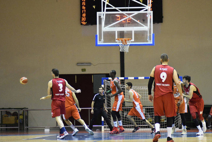 Isover Basket Azuqueca se la juega ante el líder
