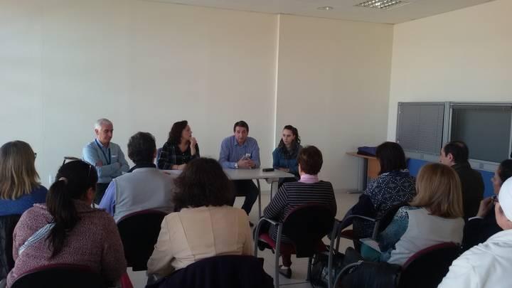 Renales y Freijo presentan a las asociaciones sociosanitarias y ONG´s la marcha solidaria