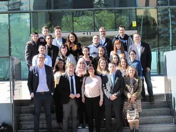 Clausurado el curso de marketing digital organizado por EOI y el Ayuntamiento de Guadalajara