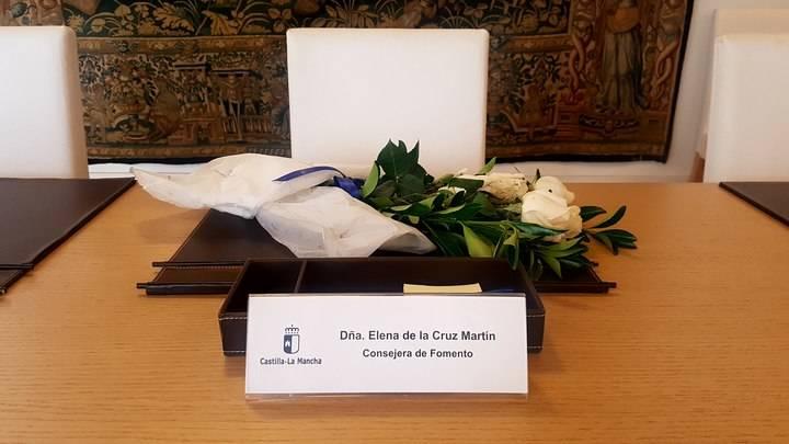 Page y el Consejo de Gobierno trasladan su pesar y sus condolencias por el triste fallecimiento de Elena de la Cruz
