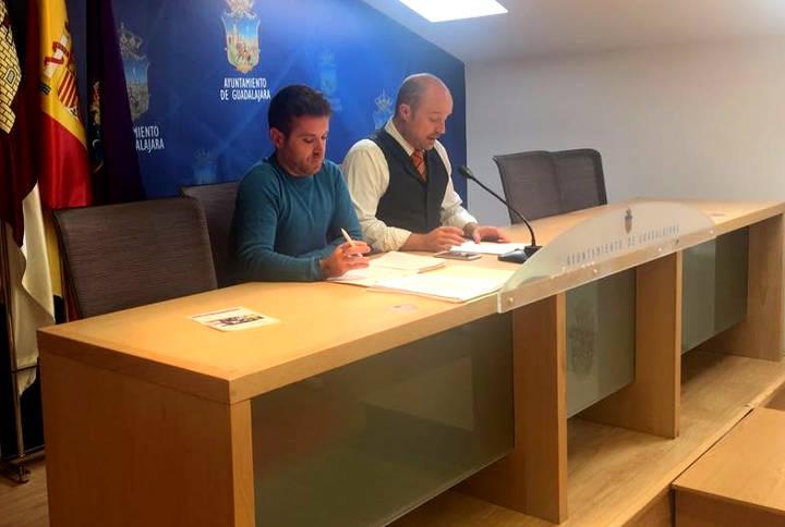 """Ciudadanos Guadalajara presenta una serie de medidas para """"fortalecer"""" la transparencia en el Ayuntamiento"""