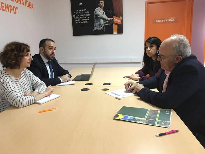"""De Miguel: """"La Junta está fallando a la hora de hacer una buena gestión administrativa de las ayudas a los agricultores"""""""