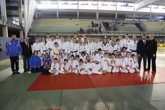 20 medallas para el judo alcarreño en el Campeonato de Castilla-La Mancha de kata