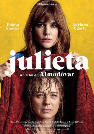 'Julieta', la última película de Pedro Almodóvar, abre el ciclo de 'Cine y Mujer' este viernes en Azuqueca