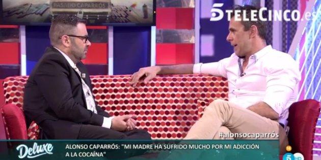"""Alonso Caparrós en el Deluxe : """"Soñaba con montañas de cocaína"""""""