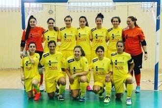 Todavía existe la permanencia para las chicas del Alovera gracias a la victoria frente al San Fernando