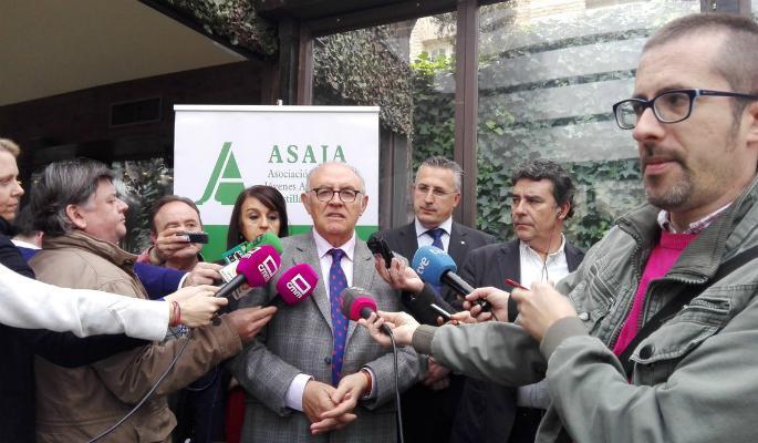 """Asaja anuncia movilizaciones ante """"el malestar, el poco rigor y la deficiente gestión"""" del Gobierno de Page"""