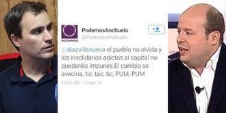 """Podemos """"amedrenta y amenaza"""" a periodistas críticos, según la Asociación de la Prensa de Madrid"""