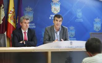 El Ayuntamiento de Guadalajara arroja un superávit de 5.212.704,94 euros