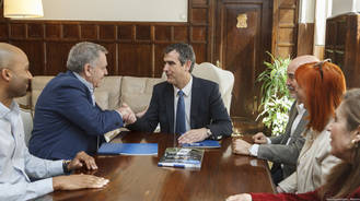 El Ayuntamiento de Guadalajara y la Fundación Siglo Futuro renuevan su convenio de colaboración