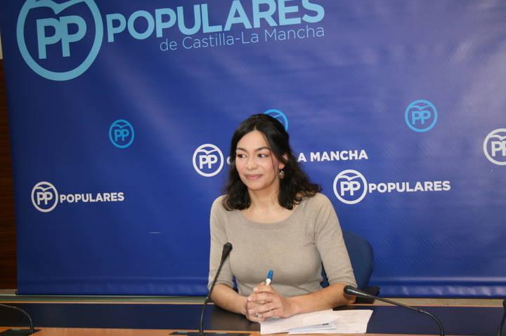 """Alonso denuncia que """"el nerviosismo de Page y Vaquero les hace perder los papeles en la Mesa de las Cortes"""""""