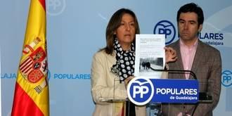 """Guarinos: """"Los presupuestos regionales ni cumplen las necesidades de Guadalajara ni los compromisos asumidos por Page con la provincia y la ciudad"""""""