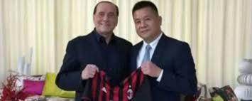 Berlusconi vende el Milán a unos inversores chinos por 740 millones de euros
