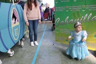 Color y ritmo en el Desfile de Carnaval de Cabanillas del Campo