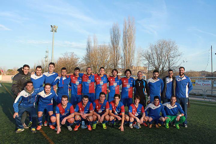 El Sigüenza regresa a la senda de la victoria contra el Atlético Villanueva de la Torre