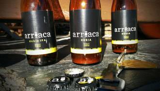 La Arriaca Rubia de Cervezas Arriaca, plata en el Barcelona Beer Challenge
