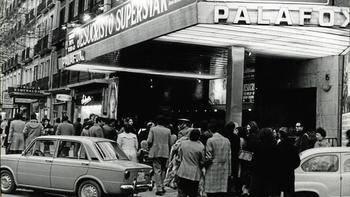Después de 55 años, cierra el cine Palafox echando la película Casablanca