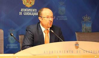 Serio toque de atención de Ciudadanos al equipo de gobierno del PP en el Ayuntamiento de Guadalajara si quiere contar con su apoyo