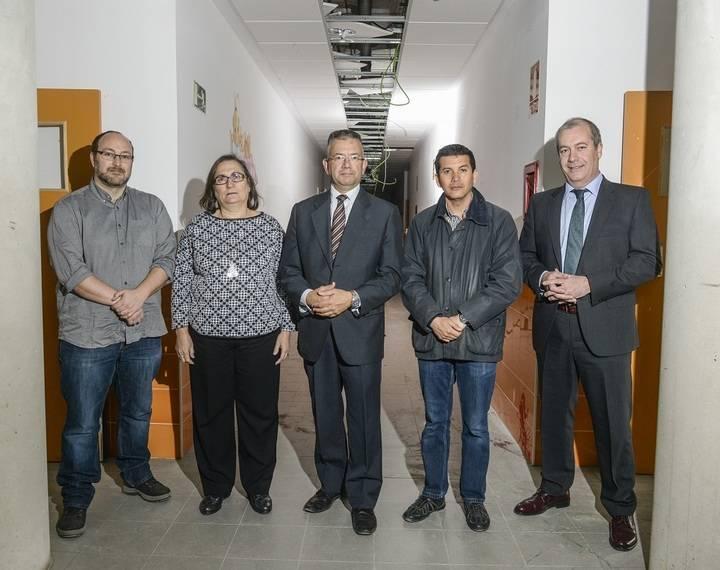 El Ayuntamiento de Yebes pone a disposición del Gobierno regional el colegio 'Luz de Yebes'