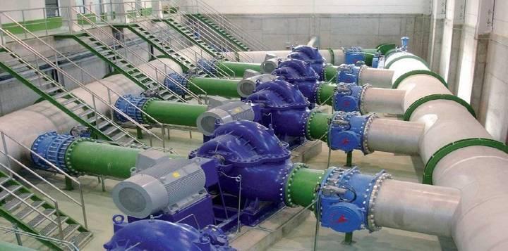 APAG denuncia que se están perdiendo millones de litros cúbicos de agua por la desconexión Alcorlo-Bornova