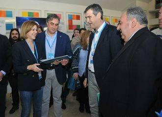 """Juan Pablo Sánchez y Latre subrayan que """"el PP es el partido del futuro en Castilla-La Mancha y en Guadalajara"""""""
