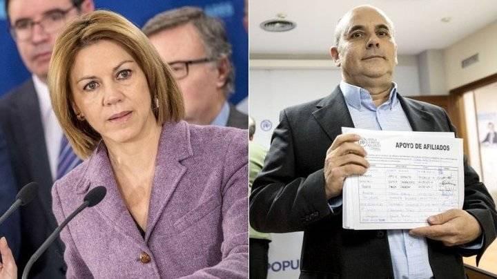Al final Cospedal tendrá rival y oponente para presidir el PP de Castilla-La Mancha