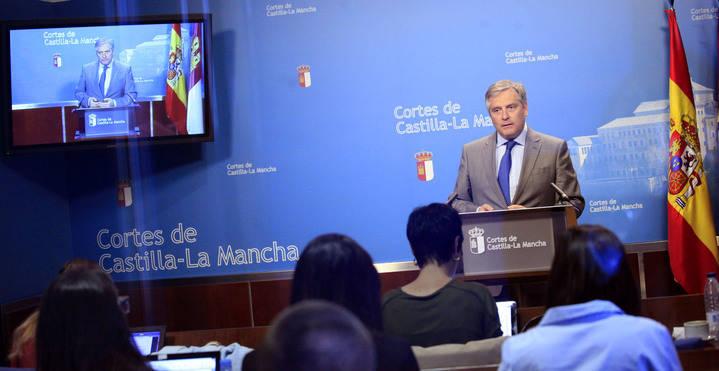 """Cañizares: """"Los ciudadanos merecen una explicación de Page,en lugar de insultos entre los socios PSOE y Podemos"""""""