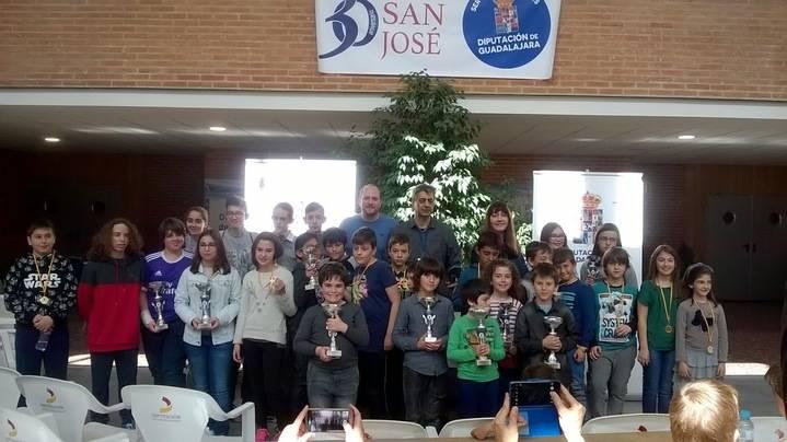 Finalizó el campeonato provincial de Ajedrez Escolar jornada