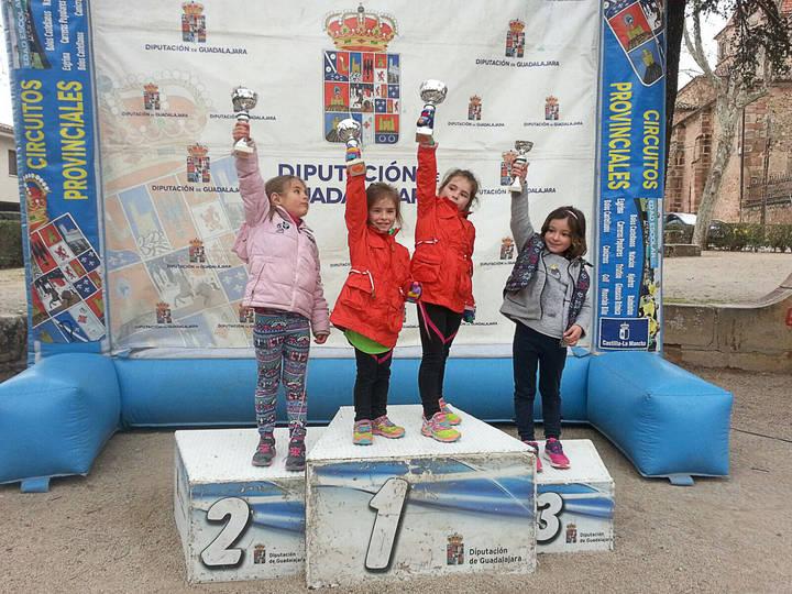 La carrera 'Ciudad del Doncel' abre el 19 de marzo el circuito 'Recorre Guadalajara'