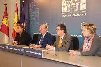"""La Diputación de Guadalajara se suma a los actos de celebración del """"Año Cisneros"""""""