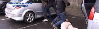 Detienen en Guadalajara a varios miembros de una red de narcotraficantes colombianos