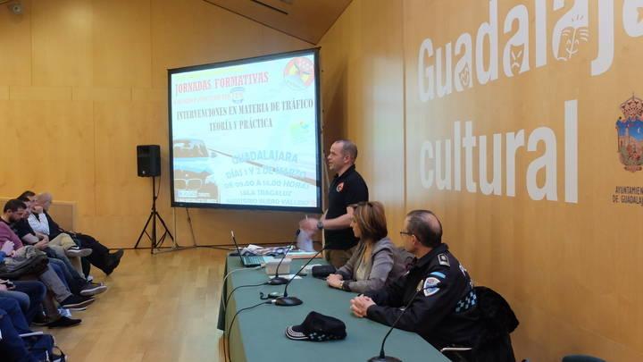 Guadalajara acoge unas jornadas formativas para policías locales y autonómicos