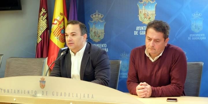 Guadalajara destina 1,7 millones de euros para renovar las redes de agua de la capital y barrios anexionados
