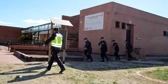 La Policía Nacional de Guadalajara aprende a actuar ante un posible ataque terrorista