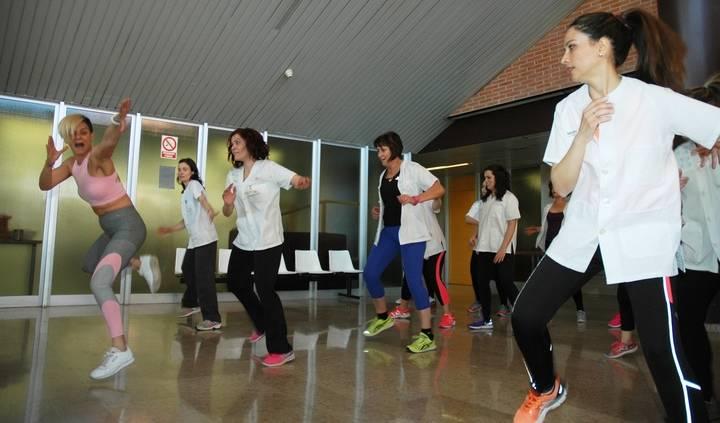 El Área Integrada de Guadalajara se implica en la promoción de la actividad física a través de actividades informativas y deportivas