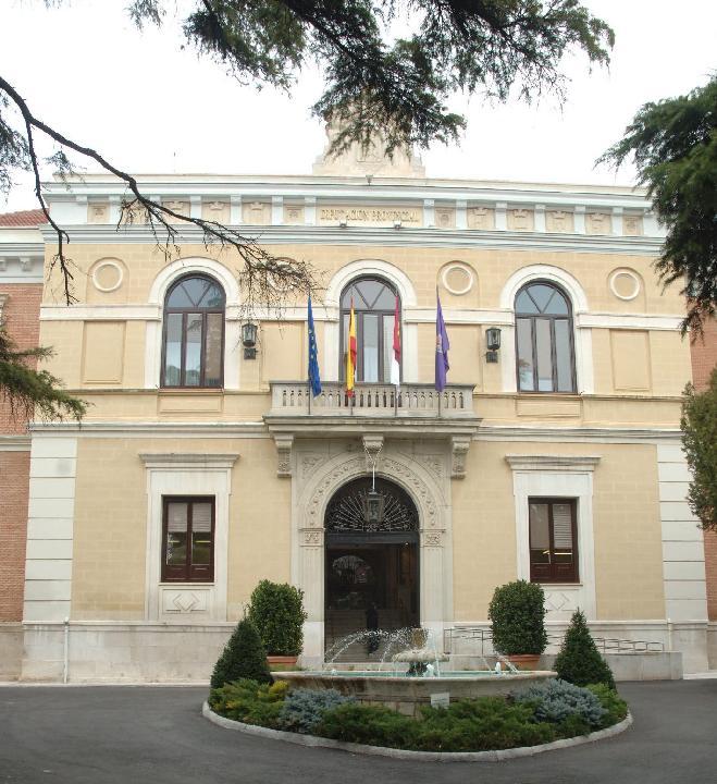 La Diputación de Guadalajara se suma a 'La Hora del Planeta' contra el cambio climático