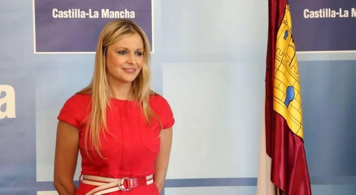Fallece la consejera de Fomento, Elena De la Cruz