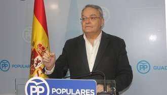 """De las Heras exige a Page el cese """"fulminante"""" del consejero de Hacienda y pide a Podemos que sea coherente con lo que prometió"""