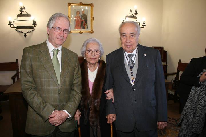 Fallece doña Maria Pilar Taboada Rivas, viuda de Juan Antonio Martínez, primer alcalde de la democracia de Sigüenza