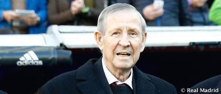 Muere a los 85 años el mítico Raymond Kopa, leyenda del Real Madrid