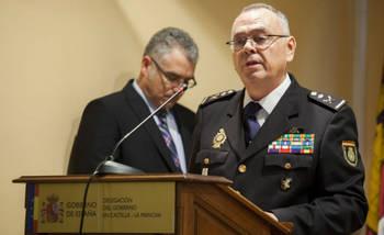 El Juzgado número 1 de Guadalajara abre diligencias contra el nuevo jefe Superior de Policía de Castilla-La Mancha, Félix Antolín Diego