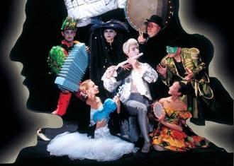 El Teatro Negro de Praga presenta en el Buero Vallejo
